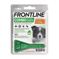 Frontline Combo Spot-On puppy monodose 1 pipetta