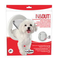 Camon IN&OUT Universal - Porta Basculante 295x295 mm