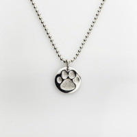 Pet Lovers Collection  Collana lunga Zampetta