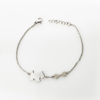Pet Lovers Collection  Bracciale Cane e Osso