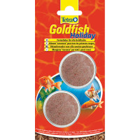 Tetra Goldfish holiday 2x12 gr