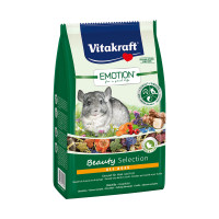 Vitakraft Emotion Beauty selection all ages cincilla' 600gr