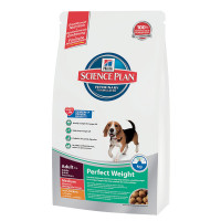 Hill's Science Plan Perfect Weight dog adult