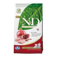 N&D puppy mini e medium GRAIN FREE Pollo & Melograno