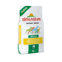 Almo Nature Holistic Dog Medium 12 Kg