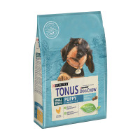 Dog Chow Puppy Small Breed 2.5 Kg.