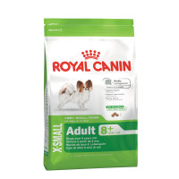 Royal canin X-Small Adult 8+  500gr