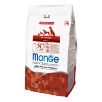 Monge All breeds adult agnello riso e patate