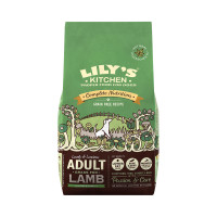 Lily's Kitchen Adult Lamb with peas & parsley 7 kg