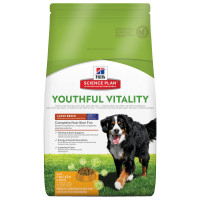 Hill's Science Plan Canine Adult 5+ Youthful Vitality Large Breed Pollo e Riso 10 kg