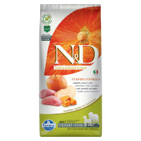 N&D Pumpkin dog Adult Medium & Maxi Cinghiale, Zucca e Mela 12 kg