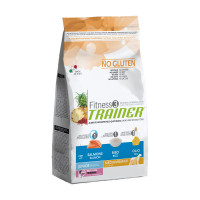 Trainer Fitness 3 Junior Medium Maxi Salmone 3 kg.