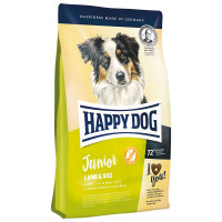 Happy Dog Junior Agnello & Riso 10 Kg.