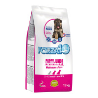 Forza10 Puppy Junior Small Medium Mantenimento pesce