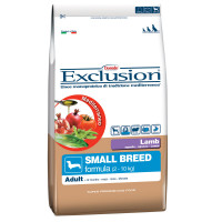Exclusion Mediterraneo adult small breed Agnello 2 kg