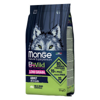 Monge Bwild All Breeds Adult Cinghiale 2 kg.