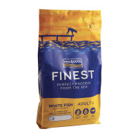 Fish4Dogs Finest Adult Ocean White Fish 12 kg