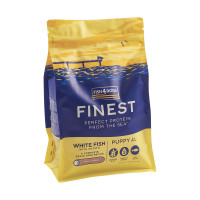 Fish4Dogs Finest Puppy Ocean White Fish 1,5 Kg