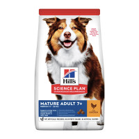 Hill's Science Plan Medium Mature Adult 7+ con Pollo 2,5 kg