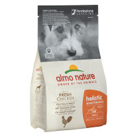 Almo Nature Holistic small adult pollo e riso 400 gr.
