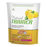 Natural Trainer Puppy&Junior Mini Pollo 800 gr.