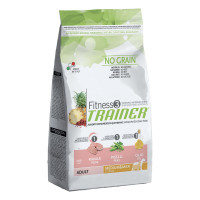 Trainer Fitness 3 Adult Maiale e Piselli 12,5 Kg