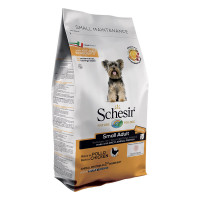 Schesir Adult Small Dog pollo