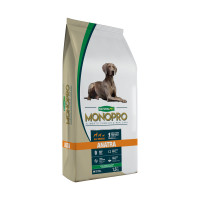 Naturalpet Monopro All Breeds Grain Free Anatra 1,5 kg