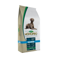 Naturalpet Monopro All Breeds Grain Free Salmone 1,5 kg