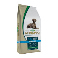 Naturalpet Monopro All Breeds Grain Free Salmone 10 kg