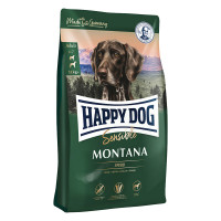 Happy Dog Montana Cavallo e Patate 4 Kg