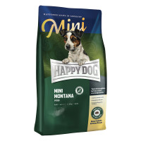 Happy Dog Mini Montana Cavallo e Patate 1Kg