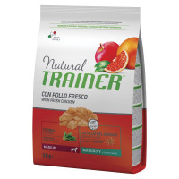 Natural Trainer Medium Maturity con Pollo fresco