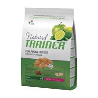 Natural Trainer Puppy Maxi Pollo 3 kg