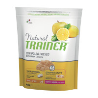 Natural Trainer Small & Toy Puppy & Junior con Pollo Fresco 800 gr.