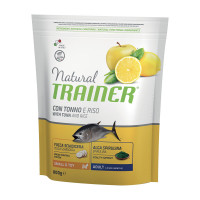 Natural Trainer Small & Toy Adult con Tonno e Riso 800 gr.