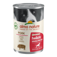 Almo Nature Holistic Single Protein Maiale 400 gr