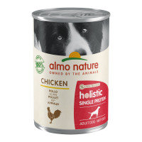 Almo Nature Holistic Single Protein Pollo 400 gr