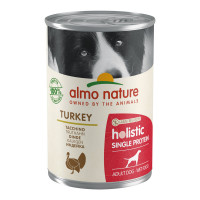 Almo Nature Holistic Single Protein Tacchino 400 gr
