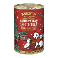 Lily's Kitchen Christmas Spectacular Three Bird Feast 400 gr