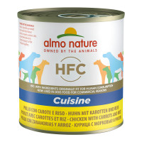 Almo Nature Classic dog 280 gr.