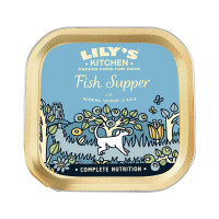 Lily's Kitchen Fish Supper 150 gr.