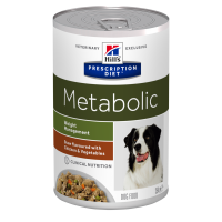 Hill's Prescription Diet Metabolic Spezzatino al pollo 345 gr.