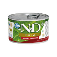N&D Prime dog Adult Chicken & Pomegranate 140 gr.