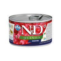 N&D Quinoa dog mini Digestion 140 gr.