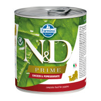 N&D Prime Chicken & Pomegranate Puppy 258 gr.