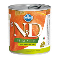 N&D Boar Pumpkin & Apple Adult 285 gr.