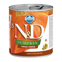 N&D Pumpkin Venison Adult 285 gr.