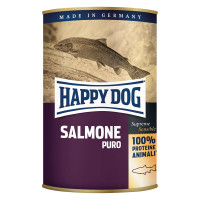 Happy Dog Puro Salmone 190 gr.