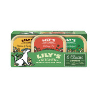 Lily's Kitchen Classic Dinner 6x150 gr